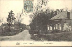 Amilly Loiret Entree du Pays x / Amilly /Arrond. de Montargis