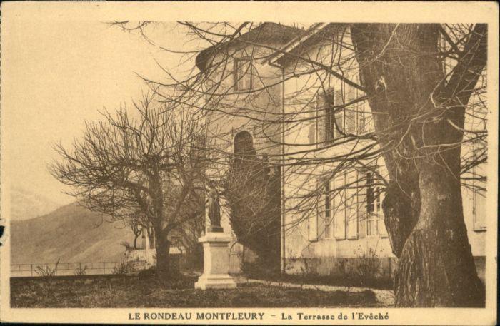Corenc Le Rondeau-Montfleury Terasse l'Eveche * / Corenc /Arrond. de Grenoble