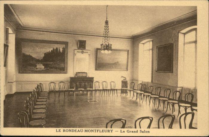 Corenc Le Rondeau-Montfleury Grand Salon * / Corenc /Arrond. de Grenoble