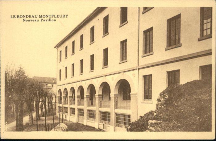 Corenc Le Rondeau-Montfleury Nouveau Pavillon * / Corenc /Arrond. de Grenoble