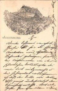 Juliusburg  Kat. Juliusburg