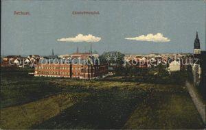 Beckum Westfalen Elisabeth Hospital Kat. Beckum