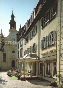 Fulda Romantik Hotel Goldener Karpfen Kat. Fulda