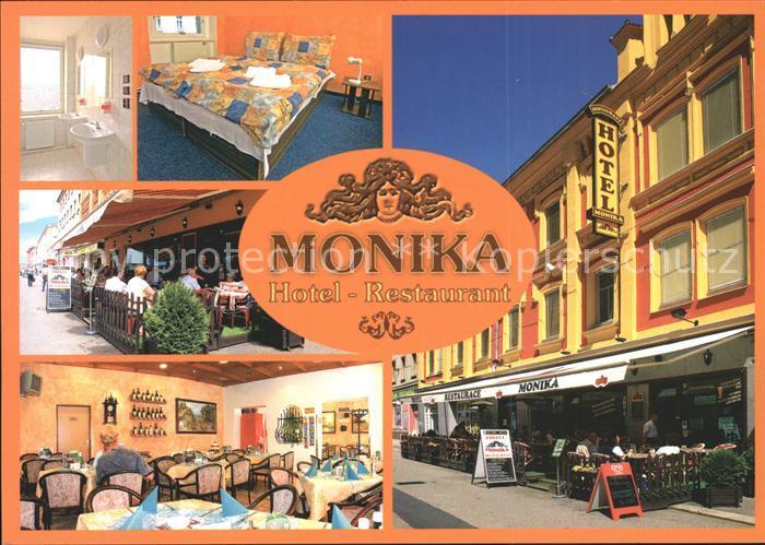 Cheb Hotel Restaurant Monika Kat Cheb Nr Ke14343 Oldthing