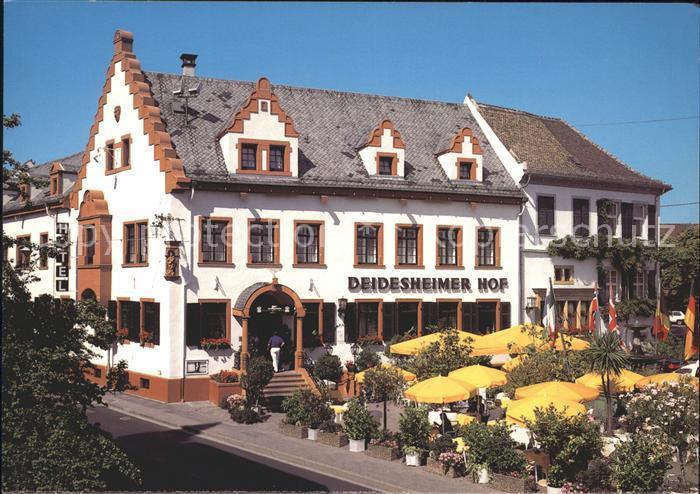 Deidesheim Hotel Deidesheimer Hof Kat. Deidesheim