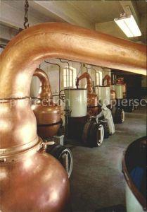 Voiron Distillerie de la Grande Chartreuse Kat. Voiron