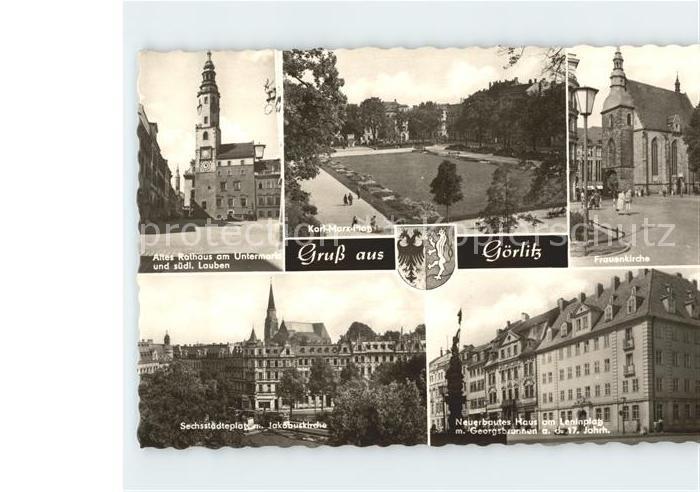 Goerlitz Sachsen  / Goerlitz /Goerlitz LKR