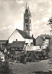 Andelfingen ZH Kirche / Andelfingen /Bz. Andelfingen