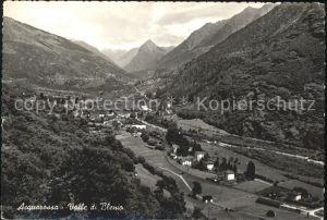 Acquarossa Valle di Blenio Kat. Acquarossa