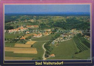 Bad Waltersdorf Fliegeraufnahme Kat. Bad Waltersdorf