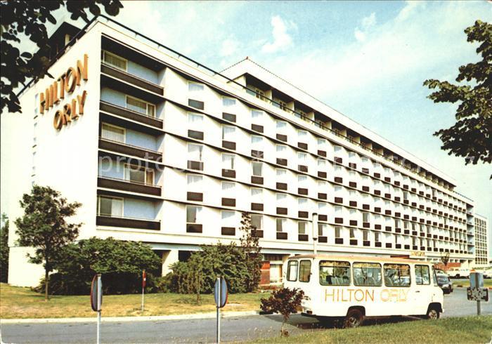 Orly Orly Hilton Hotel Kat. Orly
