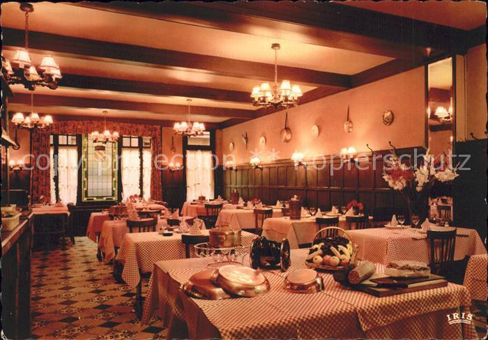Avesnes sur Helpe Restaurant Les Carillon Kat. Avesnes sur Helpe