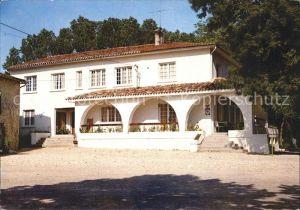Jarnac Restaurant La Ribaudiere Bourg Charente Kat. Jarnac