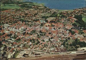 Roskilde Fliegeraufnahme Kat. Roskilde