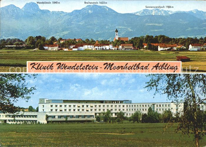 Bad Aibling Klinik Wendelstein Moorheilbad Kat. Bad Aibling