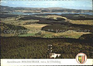 Ulrichsberg Oberoesterreich Aussichtswart Moldaublick  Kat. Ulrichsberg
