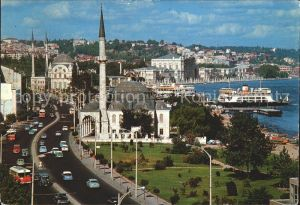 Istanbul Constantinopel Dolmabahce Palast Kat. Istanbul