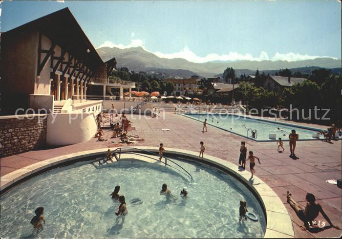 Villard de Lans La piscine Kat. Villard de Lans
