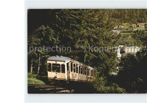 Wildbad Schwarzwald Bergbahn Kat. Bad Wildbad