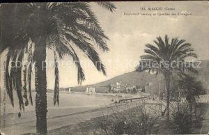 Ajaccio Boulevard Lantivy Quartier Etrangers Kat. Ajaccio