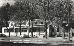 Grafendorf Hartberg Gasthof Pension Schoengrundner Kat. Grafendorf bei Hartberg