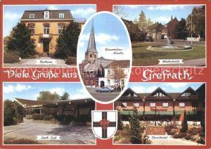 Grefrath Sporthotel Hochstrasse Kat. Grefrath
