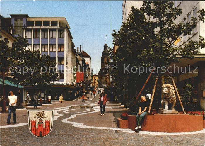 Pirmasens Hauptstrasse Kat. Pirmasens