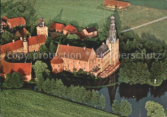 Raesfeld Schloss Raesfeld Kat. Raesfeld