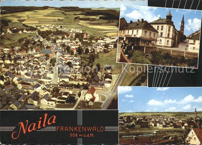 Naila Frankenwald Kat. Naila