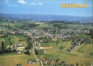 Peuerbach Fliegeraufnahme Kat. Peuerbach