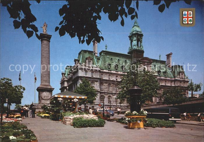 Montreal Quebec Hotel Ville Montreal  Kat. Montreal