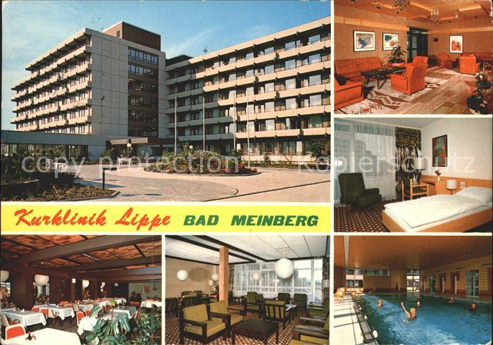 Bad Meinberg Kurklinik Lippe Kat. Horn Bad Meinberg