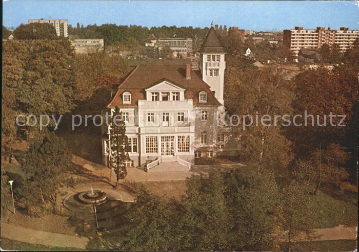Glinde Gemeinschaftszentrum Soenke Nissen Park Stiftung Kat. Glinde ...