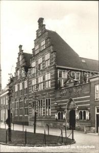 Leiden Kinderhuis Kat. Leiden