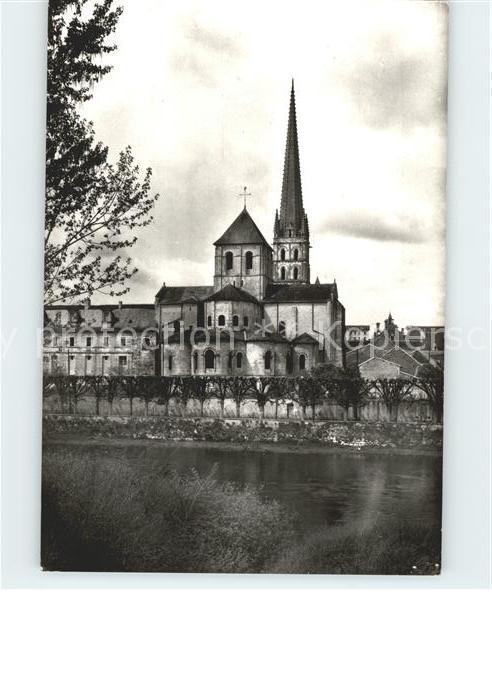 Vienne Isere Saint Savin Sur Gartempe Kat. Vienne