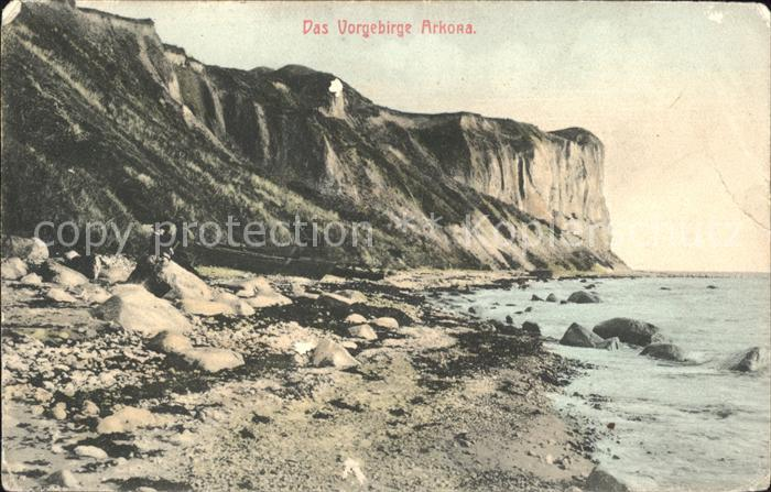 Arkona Vorgebirge Kat. Putgarten