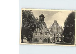 Zinna Kloster Zinna Abtei und Fuerstenhaus Kat. Zinna