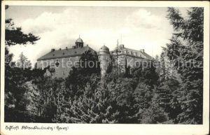 Blankenburg Harz Schloss Blankenburg Kat. Blankenburg