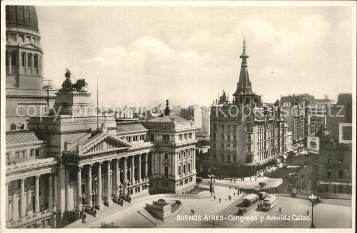 Buenos Aires Congresa y Avenida Callao Kat. Buenos Aires