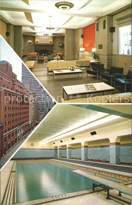 Manhattan New York Grand Central Ymca