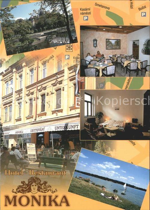 Cheb Hotel Restaurant Monika See Kat Cheb Nr Ke38515 Oldthing