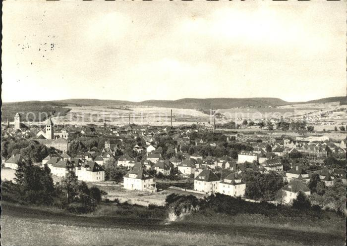 Bad Hersfeld Gesamtansicht Kat. Bad Hersfeld