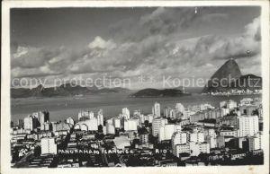 Rio de Janeiro Panorama do Flamengo Kat. Rio de Janeiro