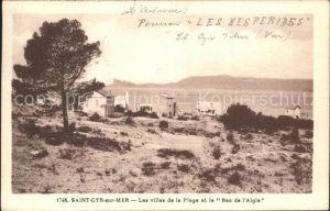 Saint Cyr sur Mer Villas de la Plage et le Bec de l Aigle Kat. Saint Cyr sur Mer