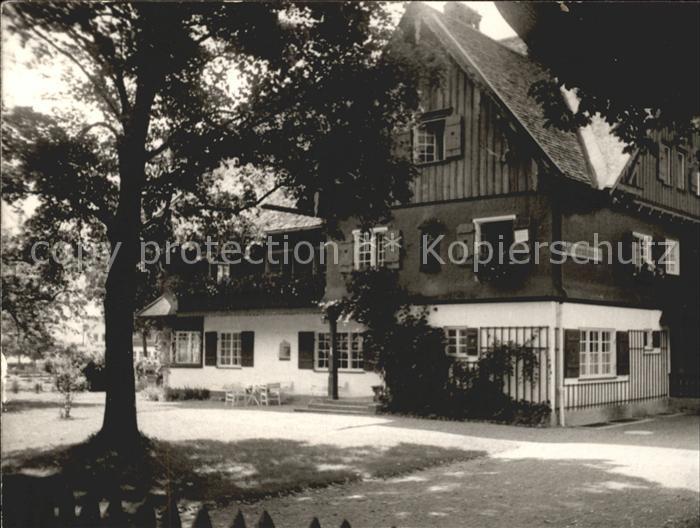 Oberstdorf Fremdenheim Geldernhaus Kat. Oberstdorf