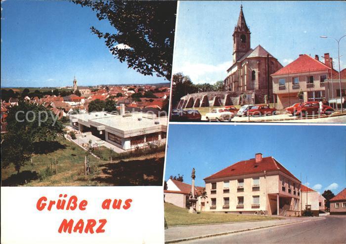 Marz Burgenland Kat. Marz