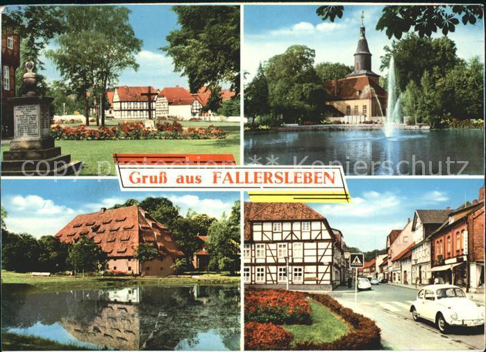 Fallersleben  Kat. Wolfsburg