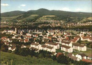Rotenburg Fulda Fliegeraufnahme / Rotenburg a.d. Fulda /Hersfeld-Rotenburg LKR
