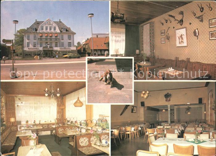 Groemitz Ostseebad Gosch Hotel Restaurant Hund Ostseeheilbad