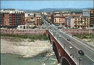 Benevento Nuovo Ponte sul Calore Viale P. di Napoli Kat. Benevento